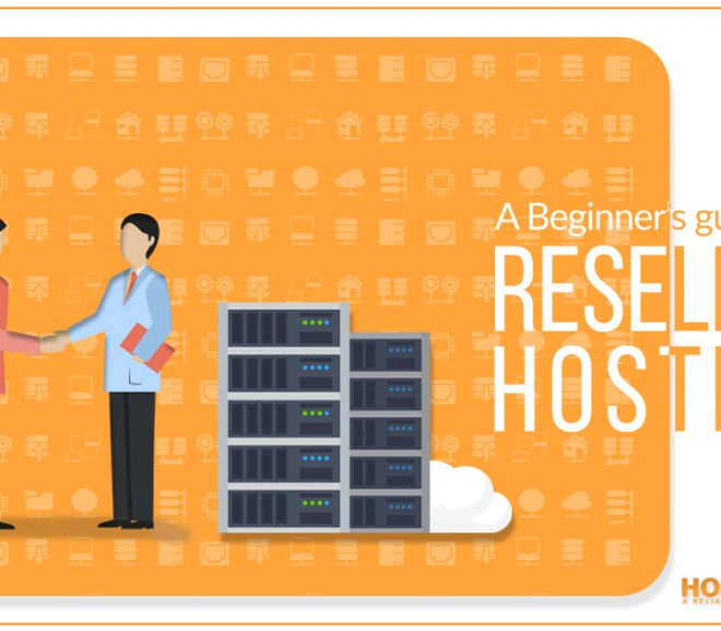 A Beginner's Guide For Reseller Hosting – Become a Reseller Provider  [2020]