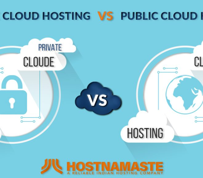 Private Cloud Hosting Vs Public Cloud Hosting – Cloud Hosting Explained