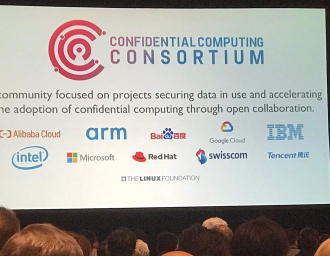 Google, Alibaba, Microsoft, Baidu, and More Technical Firms Team Up to Back Confidential Computing Consortium
