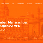 Launching Mumbai, Maharashtra, India Location OpenVZ VPS - HostNamaste
