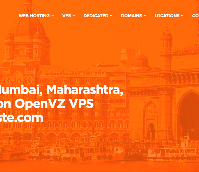 Launching Mumbai, Maharashtra, India Location OpenVZ VPS – HostNamaste
