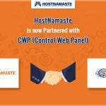HostNamaste is now Partnered with CWP (CentOS Web Panel) - HostNamaste