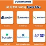 Top 10 Web Hosting Review Sites - HostNamaste