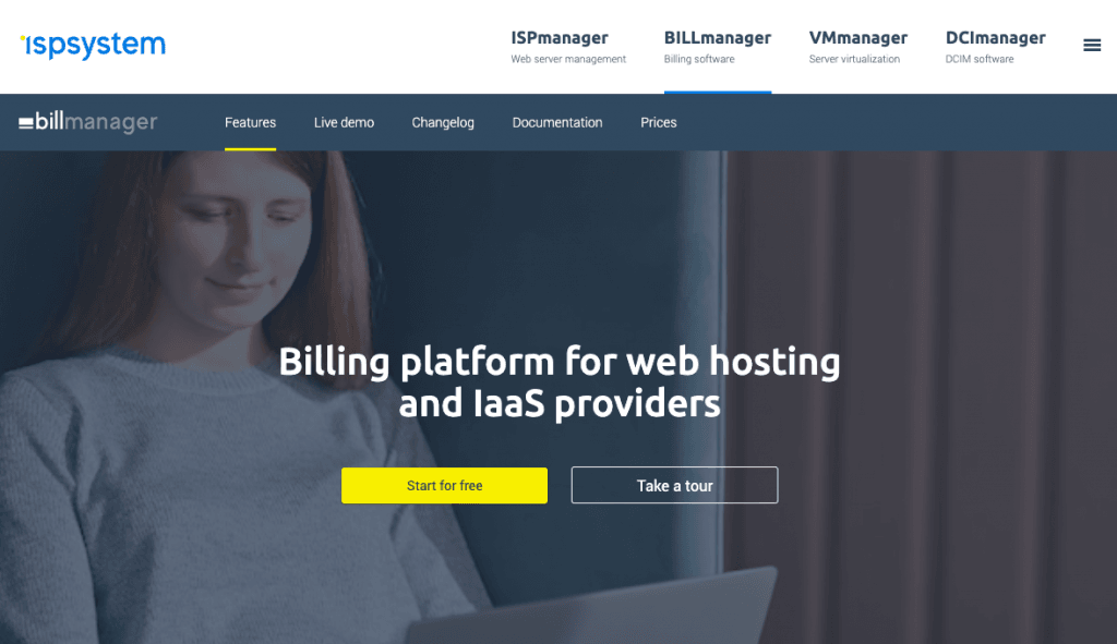 BillManager - Top 10 Web Hosting Billing Softwares and Automation Platforms for Web Hosting Providers - HostNamaste