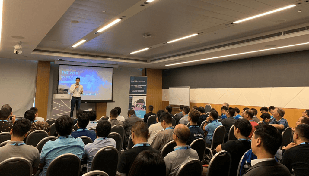 Plesk APAC Partner Day 2019 Brought together Leaders in Hosting and the Cloud Industry - HostNamaste