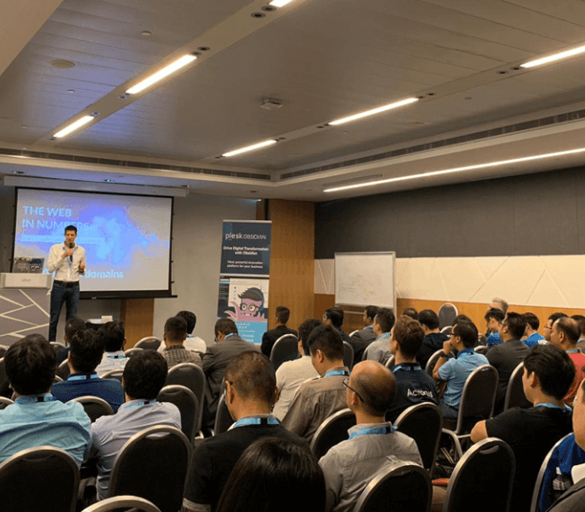 Plesk APAC Partner Day 2019 Brought together Leaders in Hosting and the Cloud Industry