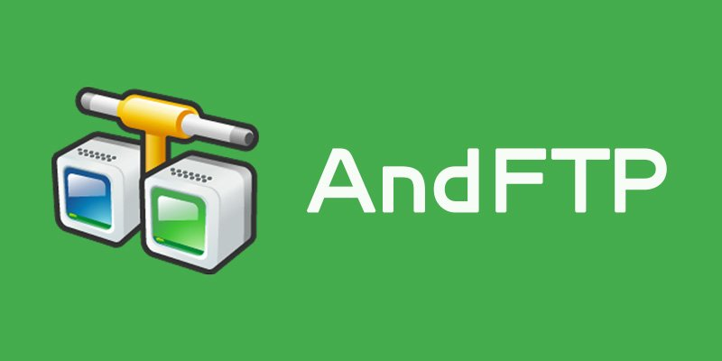 AndFTP - Top 10 Free FTP Clients or Softwares to Make File Transfer Easier - HostNamaste