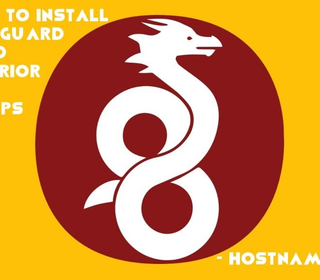 How to install WireGuard Road Warrior VPN on VPS – HostNamaste