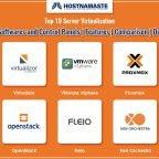 Top 10 Server Virtualization VPS Management Softwares and Control Panels - HostNamaste