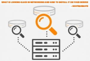 What is Looking Glass in Networking and How to Install it on Your Server HostNamaste