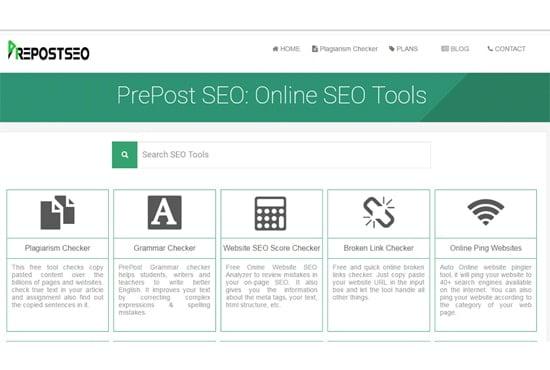 Prepostseo Backlink Builder - How to Pop Up on Google's 1st Page by using Free Backlink Generator - HostNamaste