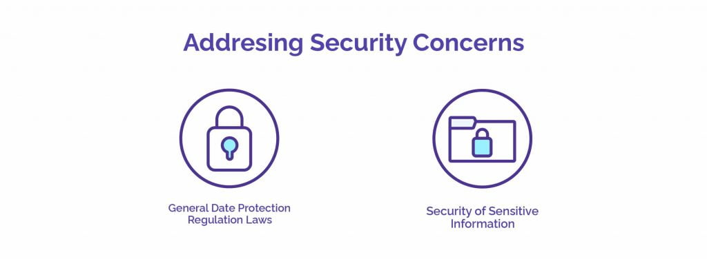 Addressing Security Concerns - HostNamaste