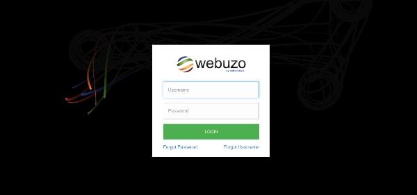 Webuzo Login
