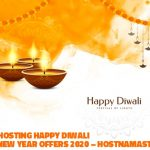Web Hosting Happy Diwali and New Year Offers 2020 – HostNamaste