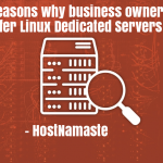 9 Reasons Why Business Owners Prefer Linux Dedicated Servers - HostNamaste