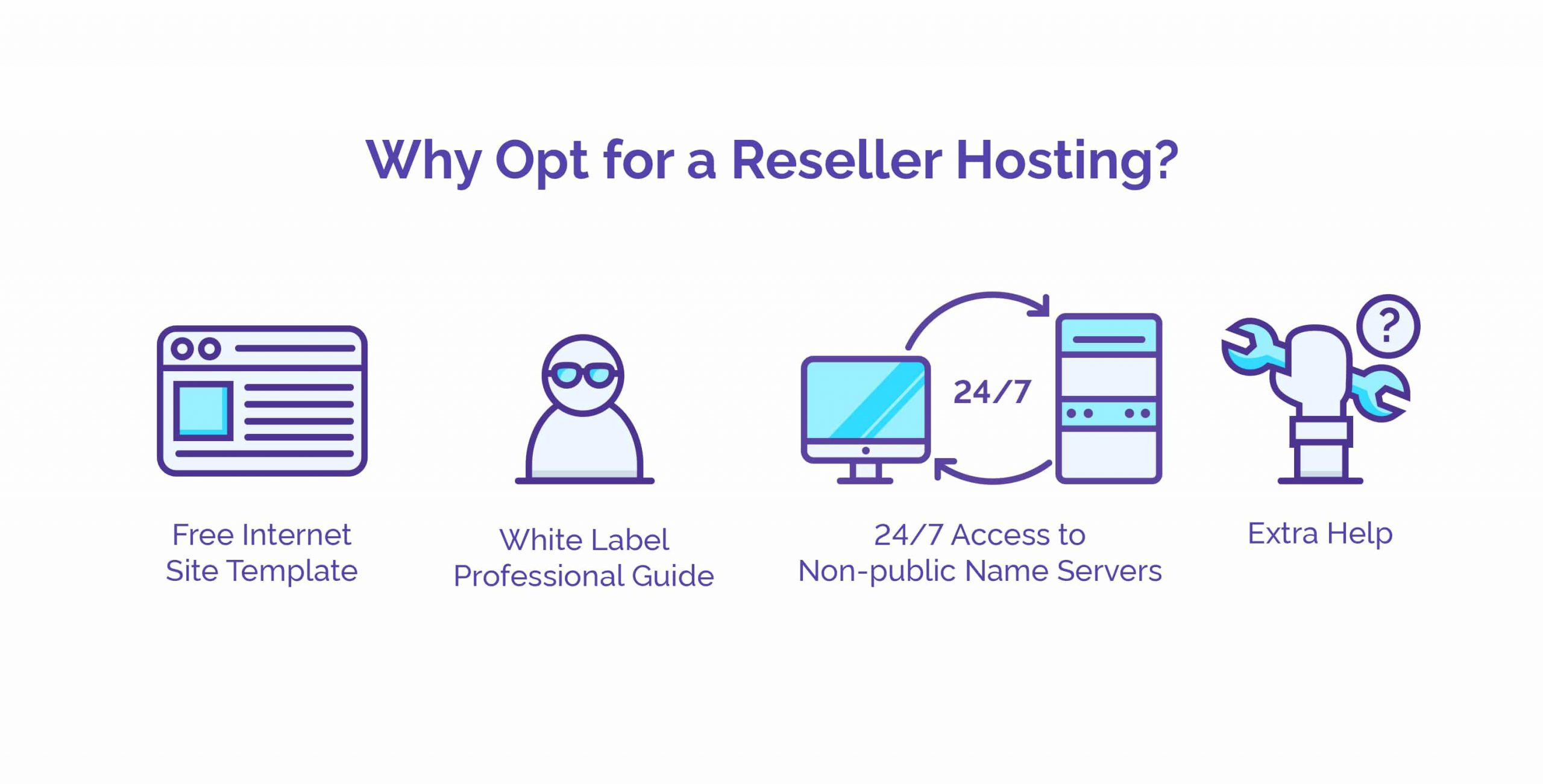 Why Opt for a Reseller Web Hosting-Service - HostNamaste