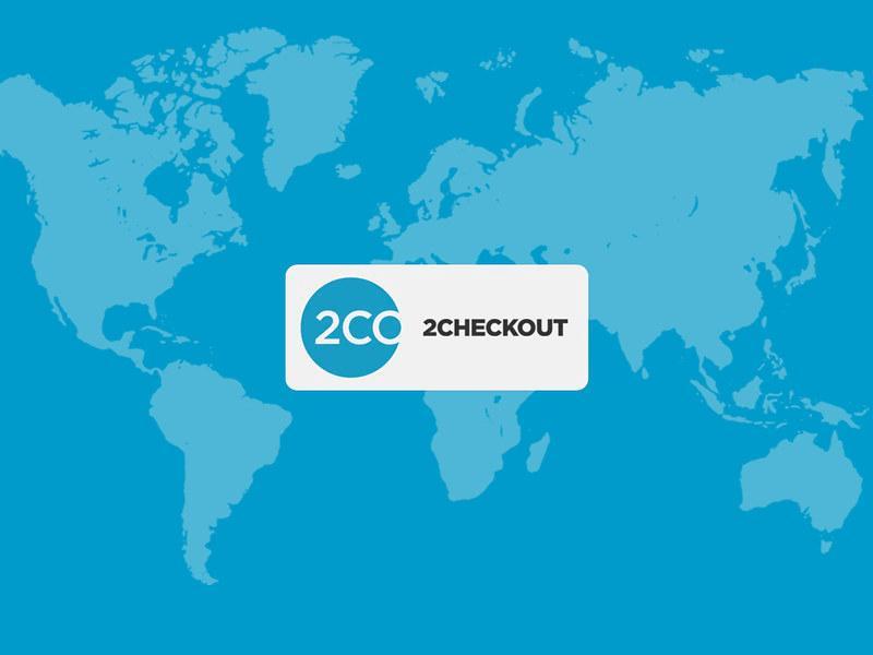 2CheckOut - The 5 Best e-commerce Payment Gateways for WordPress - HostNamaste