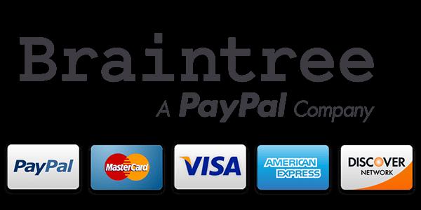 Braintree - The 5 Best e-commerce Payment Gateways for WordPress - HostNamaste
