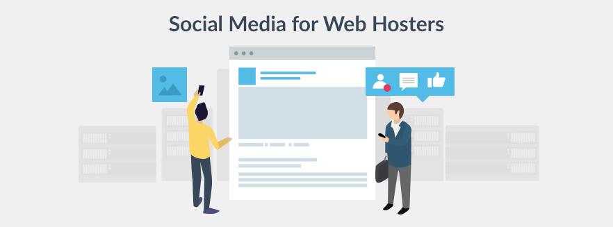 How to Promote Web Hosting on Social Media? - HostNamaste