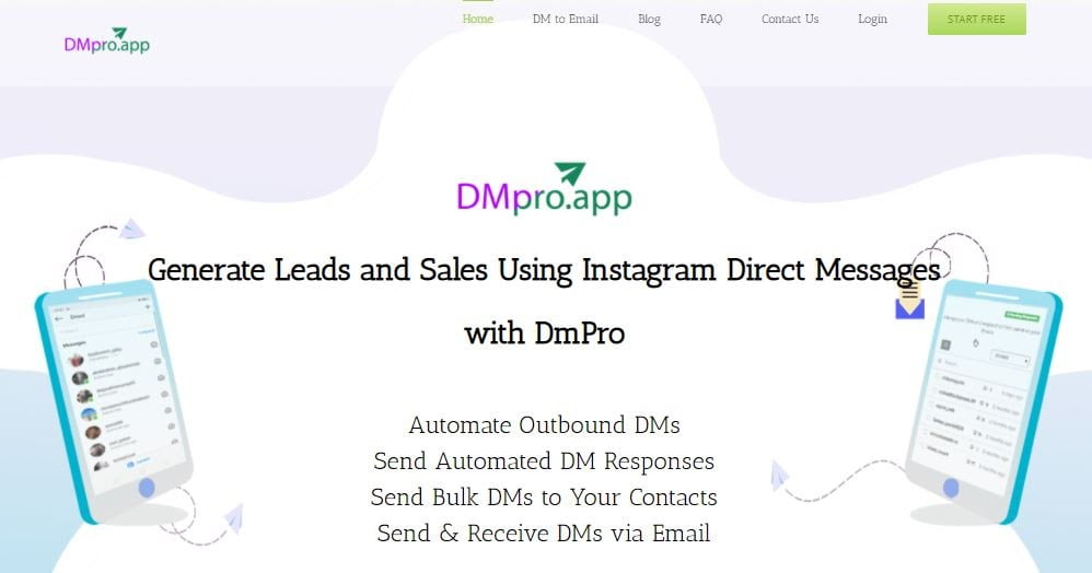 DMpro - The Best Social Network Application Hosting 2021 - HostNamaste