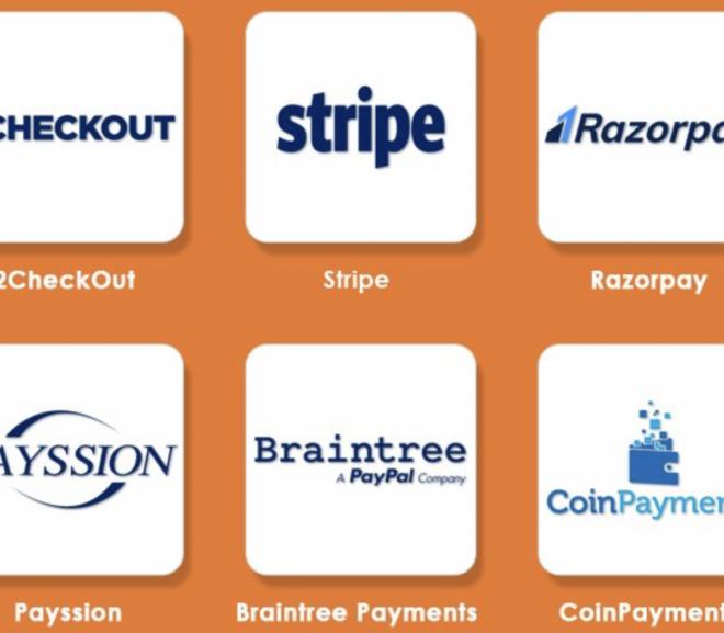 Payments We Accept – HostNamaste