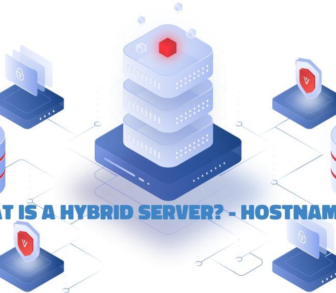What Is a Hybrid Server? -HostNamaste