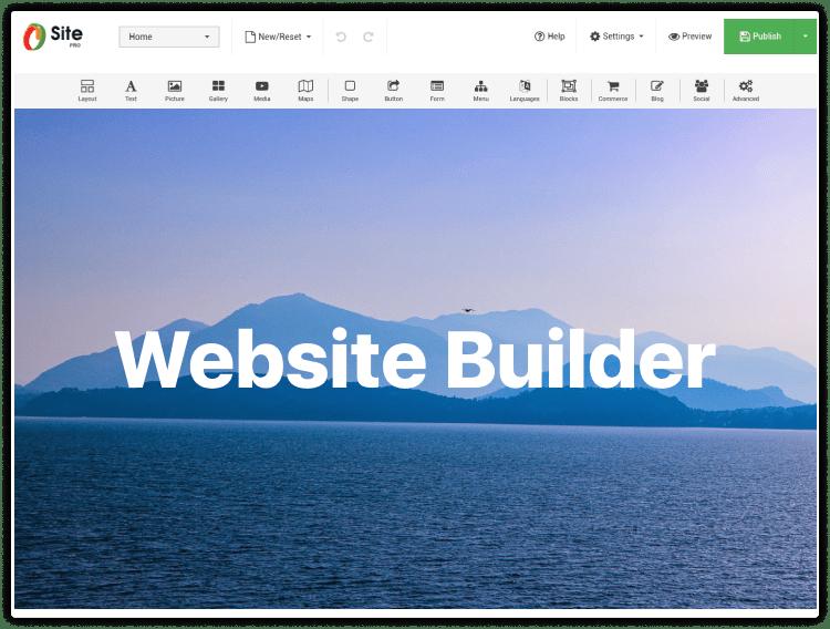 Why Hosting Companies Choose Site.pro White Label Website Builder? - HostNamaste